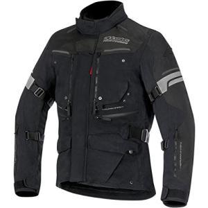 アルパインスターズAlpinestars Valparaiso 2 Drystar Mens Riding Jacket Black Anthracite LG|planetdream