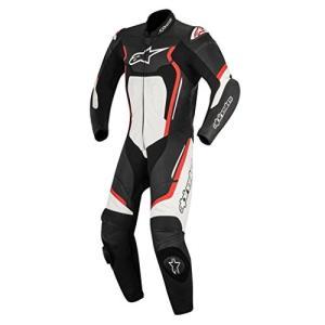 アルパインスターズAlpinestars Racing Motegi v2 Leather Motorcycle Suits - Black/Red/White - 54|planetdream