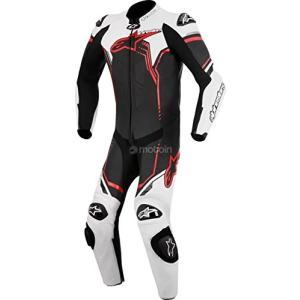 アルパインスターズAlpinestars GP Plus Leather Suit (Black/White/Red, 36) 315051612346|planetdream