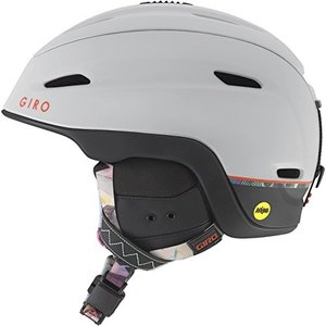 スノーボードGiro Zone MIPS Snow Helmet Matte Light Grey Piste Out S (52-55.5cm)|planetdream