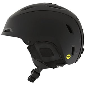 スノーボードGiro Range Snow Helmet - Men's Matte Black Medium - Discontinued Color|planetdream
