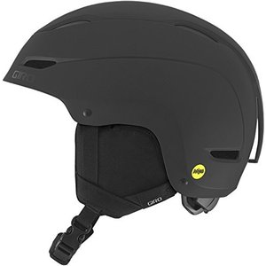 スノーボードGiro Ratio MIPS Snow Helmet - Matte Black - Size XL (62.5-65cm)|planetdream