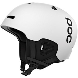 スノーボードPOC Auric Cut, Park and Pipe Riding Helmet, Matt White, XS/S|planetdream