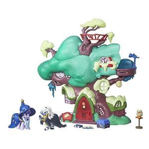 マイリトルポニーMy Little Pony Friendship Is Magic Collection Spooky Golden Oak Library Playset ? Play with Twilight Spa|planetdream