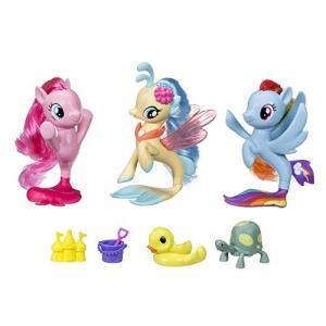 マイリトルポニーMy Little Pony the Movie Seapony Collection Set (Amazon Exclusive)|planetdream