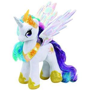 マイリトルポニーTY My Little Pony Soft Toy Ty41182 Princess Celestia 20cm|planetdream