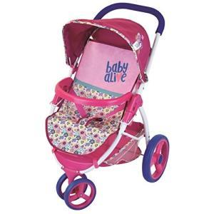 ベビーアライブBaby Alive Lifestyle Stroller Toy|planetdream