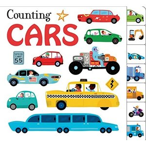 海外製絵本Counting Collection: Counting Cars|planetdream