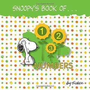 海外製絵本Snoopy's Book of Numbers|planetdream