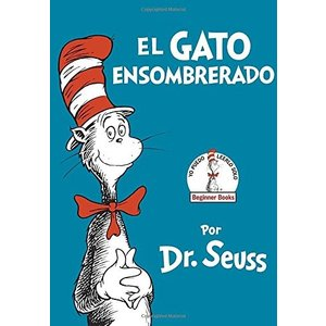 海外製絵本El Gato Ensombrerado (The Cat in the Hat Spanish Edition) (Beginner Books(R))|planetdream