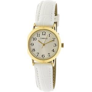 当店1年保証 タイメックスTimex Women's Carriage C3C747 Gold Leather Quartz Fashion Watch planetdream