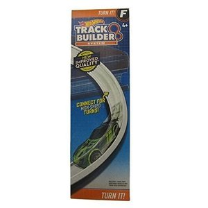 ホットウィールHot Wheels Track Builder Turn It Curved Track Set F|planetdream