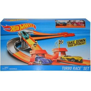 ホットウィールHot Wheels Turbo Race Set|planetdream