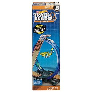 ホットウィールHot Wheels Track Builder Loop It|planetdream