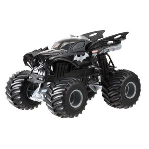 ホットウィールHot Wheels Monster Jam Batman Die-Cast Vehicle, 1:24 Scale|planetdream