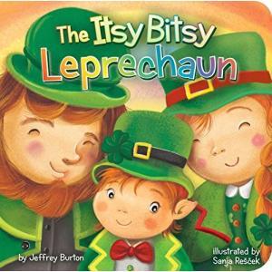 海外製絵本The Itsy Bitsy Leprechaun|planetdream