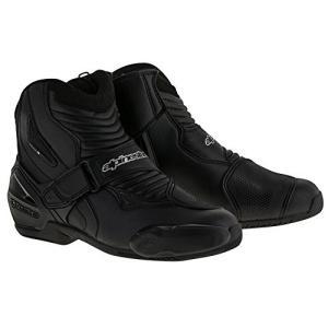 アルパインスターズAlpinestars SMX-1R Mens Motorcycle Boots - Black - 43|planetdream