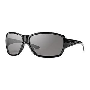 スミスNew Smith Pace Sunglasses Black Polarized Gray Lens|planetdream