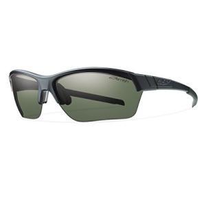 スミスSmith Optics Approach Max Sunglasses, Matte Black Frame, Polar Gray Green Carbonic TLT Lenses|planetdream