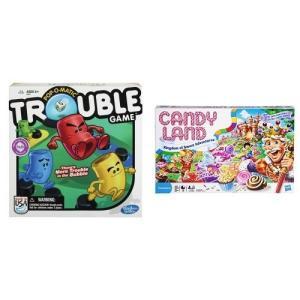 ボードゲームTrouble Game and Candy L...