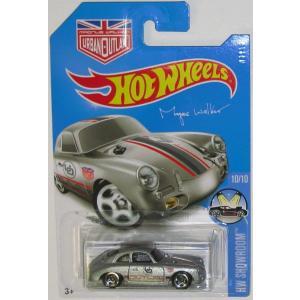 ホットウィールHot Wheels 2016 HW Showroom Porsche 356A Ou...