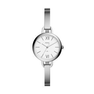 当店1年保証 フォッシルFossil Women's Annette Analog-Quartz Watch with Stainless-Steel Strap, Silver, 14 (Model: ES4390|planetdream