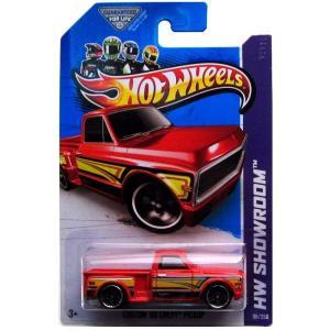ホットウィールHot Wheels HW Showroom Custom '69 Chevy Pic...