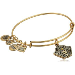 アレックスアンドアニAlex and Ani Charity By Design, Queen Bee Rafaelian Gold Bangle Bracelet|planetdream