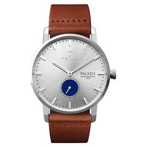 当店1年保証 トリワTriwa Blue Eye Falken Watch | Brown Classic|planetdream