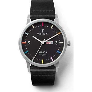 当店1年保証 トリワTriwa Vivid Klinga Watch | Black Classic|planetdream