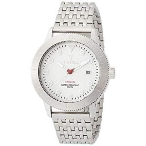 当店1年保証 トリワTriwa Ivory Hvalen with Steel Bracelet Unisex Men's Watch HVST103 BR021212|planetdream
