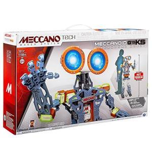 メカノMeccano MeccaNoid G15 KS Personal Robot Android 1188 Piece Metal Building Set|planetdream
