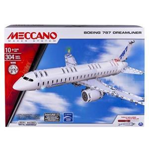 メカノMECCANO-Erector - Boeing 787 Dreamliner|planetdream
