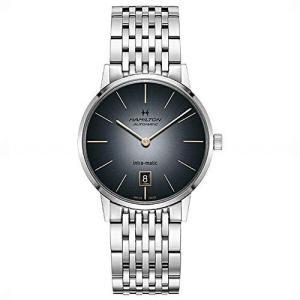 当店1年保証 ハミルトンHamilton H38455181 Intra-Matic Automatic Men's Watch Stainless Steel|planetdream