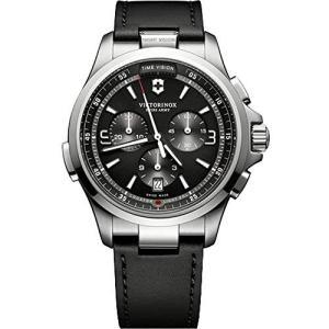 当店1年保証 ビクトリノックスVictorinox Night Vision Chronograph Quartz Men's Watch 241785|planetdream