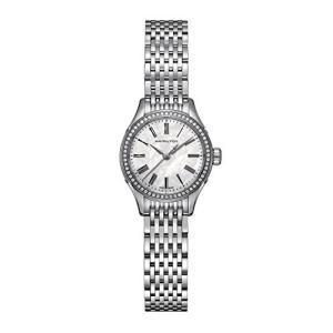 当店1年保証 ハミルトンHamilton H39211194 Women's American Classic Valiant Quartz White MOP Dial Steel Bracelet Crystal|planetdream