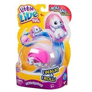 リトルライブペッツLittle Live Pets S2 Hedgehog Single Pack Master Toy|planetdream