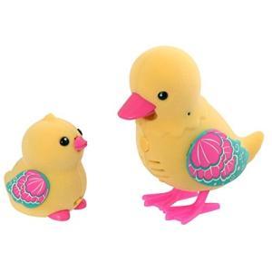 リトルライブペッツLittle Live Pets Duck and Baby Pack - Shelley Family|planetdream