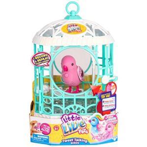 リトルライブペッツLittle Live Pets Bird with Cage - Ruby Belle|planetdream
