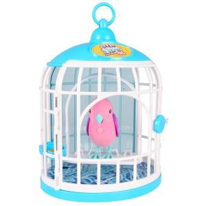 リトルライブペッツLittle Live Pets S2 Bird with Cage, Krissy Crystal|planetdream