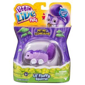 リトルライブペッツLittle Live Pets S1 Lil' Fluffy Friends Single Pack - Twinkle-Tail|planetdream