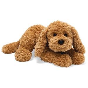 ガンドGUND Muttsy Dog Stuffed Animal Plush, Beige, 14