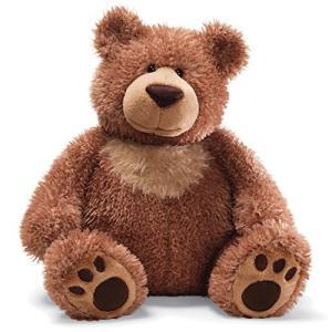 ガンドGUND Slumbers Teddy Bear Stuffed Animal Plush, Brown, 17