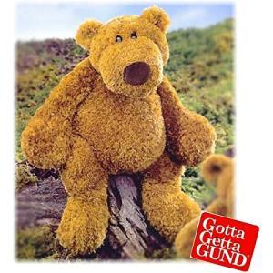 ガンドGund Schlep Brown Teddy Bear Stuffed Animal Plush, 14 inches|planetdream