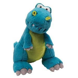 ガンドGUND Rexie T-Rex Dinosaur Stuffed Animal Plush, Blue, 13.5