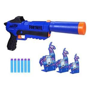 ナーフNERF Fortnite Sp-R & Llama Targets -- Includes Sp-R Blaster, 3 Llama Targets, & 6 (Amazon Exclusive)|planetdream