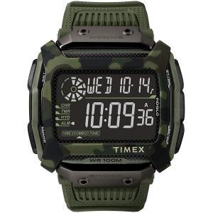 当店1年保証 タイメックスTimex Men's Command Digital Green 1 One Size planetdream