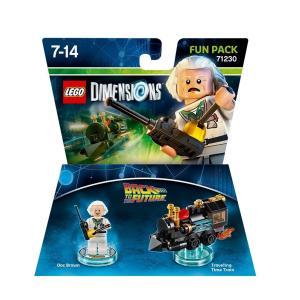 レゴLEGO Dimensions: Fun Pack Back To The Future Doc...