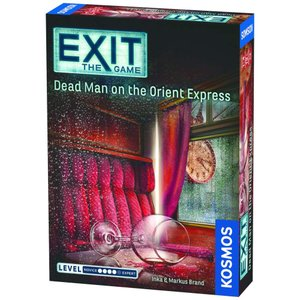 ボードゲームExit: Dead Man on The Orient Express | Exit:...