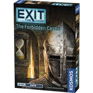 ボードゲームExit: The Forbidden Castle